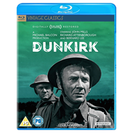 Dunkirk (UK-import) (BLU-RAY)