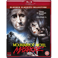 Mountaintop Motel Massacre (UK-import) (BLU-RAY)