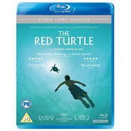 The Red Turtle (UK-import) (BLU-RAY)