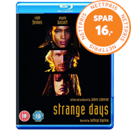Produktbilde for Strange Days (1995) (UK-import) (BLU-RAY)