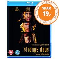 Produktbilde for Strange Days (UK-import) (BLU-RAY)