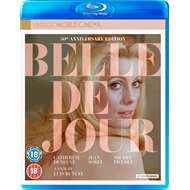 Belle De Jour - 50th Anniversary Edition (UK-import) (BLU-RAY)