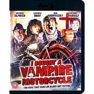 I Bought A Vampire Motorcycle (UK-import) (BLU-RAY)