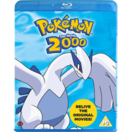 Pokémon - The Movie: 2000 (UK-import) (BLU-RAY)