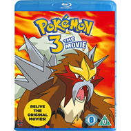 Pokemon - The Movie: 3 - Spell Of The Unown (UK-import) (BLU-RAY)
