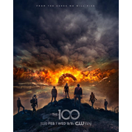 The 100 - Sesong 5 (BLU-RAY)