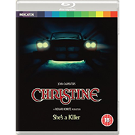 Christine (UK-import) (BLU-RAY)