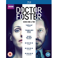 Doctor Foster - Sesong 1-2 (UK-import) (BLU-RAY)