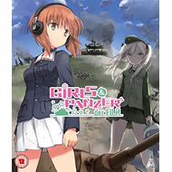 Girls Und Panzer: Der Film (UK-import) (BLU-RAY)