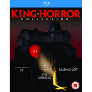 King Of Horror Collection (UK-import) (BLU-RAY)