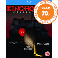 Produktbilde for King Of Horror Collection (UK-import) (BLU-RAY)