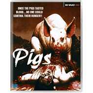 Pigs (UK-import) (BLU-RAY)