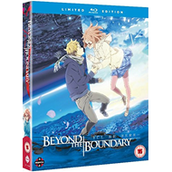 Beyond The Boundary The Movie: I'll Be Here... (UK-import) (BLU-RAY)