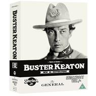 Buster Keaton Collection - The Masters Of Cinema Series (UK-import) (BLU-RAY)
