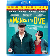 A Man Called Ove (UK-import) (BLU-RAY)