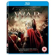 God Of War (UK-import) (BLU-RAY)
