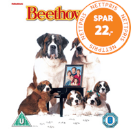 Produktbilde for Beethoven's 2nd (UK-import) (BLU-RAY)