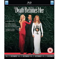 Produktbilde for Death Becomes Her (UK-import) (BLU-RAY)