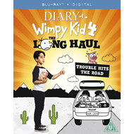 Diary Of A Wimpy Kid 4 - The Long Haul (UK-import) (BLU-RAY)