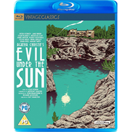 Evil Under The Sun (UK-import) (BLU-RAY)