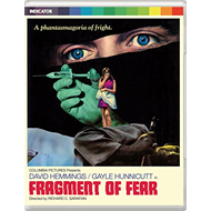 Fragment Of Fear (UK-import) (BLU-RAY)