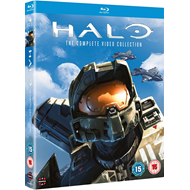 Halo: The Complete Video Collection (UK-import) (BLU-RAY)