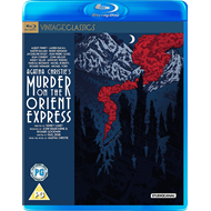 Murder On The Orient Express (UK-import) (BLU-RAY)
