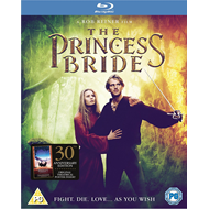 The Princess Bride - 30th Anniversary Edition (UK-import) (BLU-RAY)