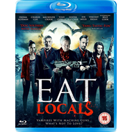 Eat Locals (UK-import) (BLU-RAY)
