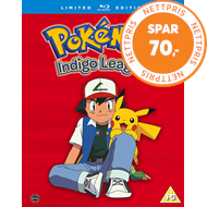 Produktbilde for Pokémon: Indigo League - Sesong 1 (UK-import) (BLU-RAY)