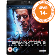 Terminator 2 - Judgment Day (UK-import) (BLU-RAY)