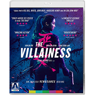 The Villainess (UK-import) (BLU-RAY)