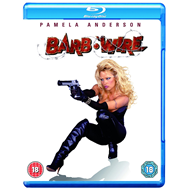 Barb Wire (UK-import) (BLU-RAY)