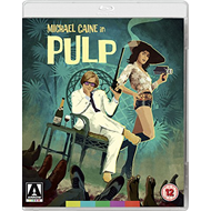 Produktbilde for Pulp (UK-import) (BLU-RAY)