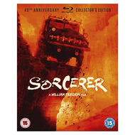 Sorcerer - 40th Anniversary Collector's Edition (UK-import) (BLU-RAY)