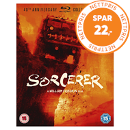 Produktbilde for Sorcerer - 40th Anniversary Collector's Edition (UK-import) (BLU-RAY)
