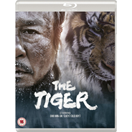 The Tiger - An Old Hunter's Tale (UK-import) (BLU-RAY)