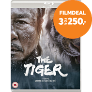 Produktbilde for The Tiger - An Old Hunter's Tale (UK-import) (BLU-RAY)