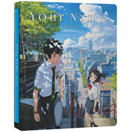 Your Name - Collector's Edition - Steelbook (UK-import) (BLU-RAY)