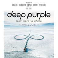Deep Purple - From Here To Infinite: The Movie (BLU-RAY)