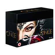 Once Upon A Time - Sesong 1-6 (UK-import) (BLU-RAY)