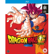 Dragon Ball Super: Season 1 - Part 1 (UK-import) (BLU-RAY)