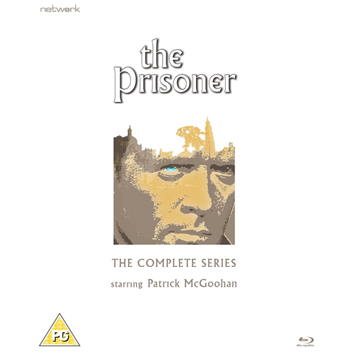 The Prisoner: The Complete Series (UK-import) (BLU-RAY)
