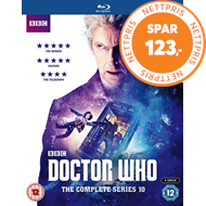 Produktbilde for Doctor Who - Sesong 10 (Part 1 & 2) (UK-import) (BLU-RAY)