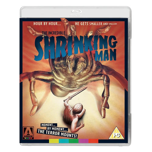 The Incredible Shrinking Man (UK-import) (BLU-RAY)