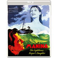 Manina, The Lighthouse Keeper's Daughter/56, Rue Pigalle (UK-import) (BLU-RAY)
