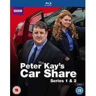 Peter Kay's Car Share - Sesong 1 & 2 (UK-import) (BLU-RAY)