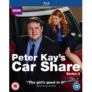 Peter Kay's Car Share - Sesong 2 (UK-import) (BLU-RAY)
