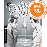 The Philadelphia Story - The Criterion Collection (UK-import) (BLU-RAY)