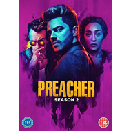 Preacher - Sesong 2 (UK-import) (BLU-RAY)